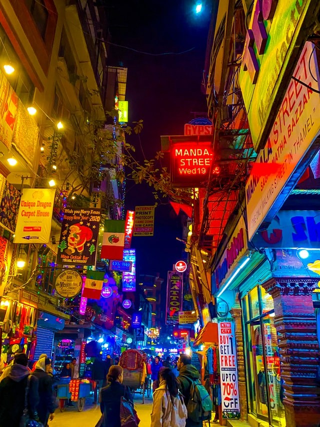 amazing things that can be done in Thamel nepal