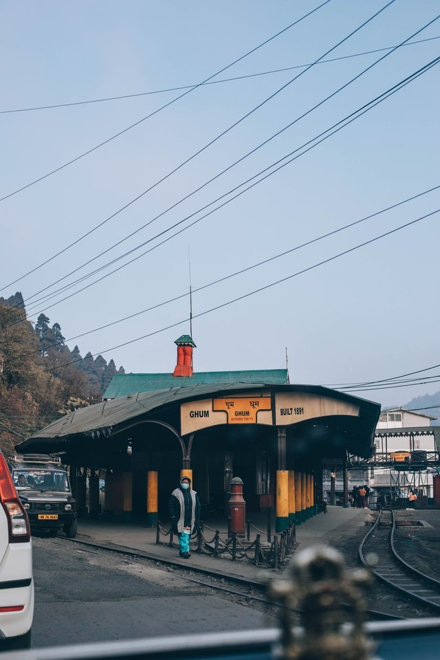 tourist places in and around darjeeling