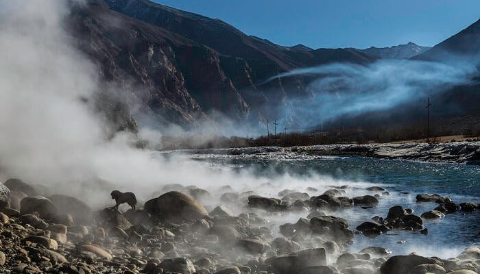 Top Hot Springs to visit in Sikkim