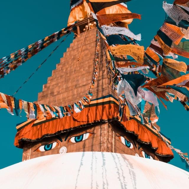 About Boudha Stupa In Kathmandu nepal